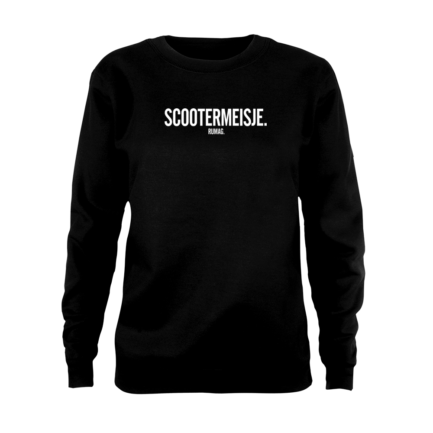 scootermeisje sweater rumag