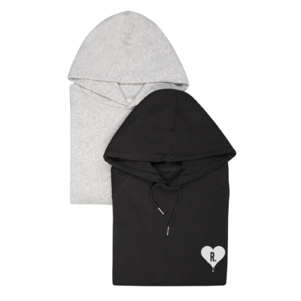 hoodies dripping heart
