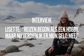 Blog Interview Lisette